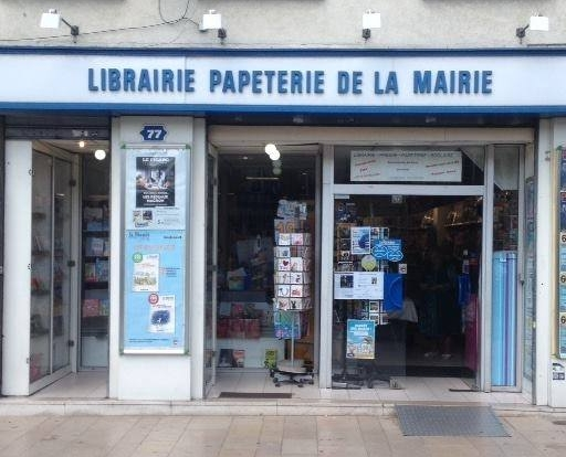 librairie papeterie Pascal Delord Maison-Alfort