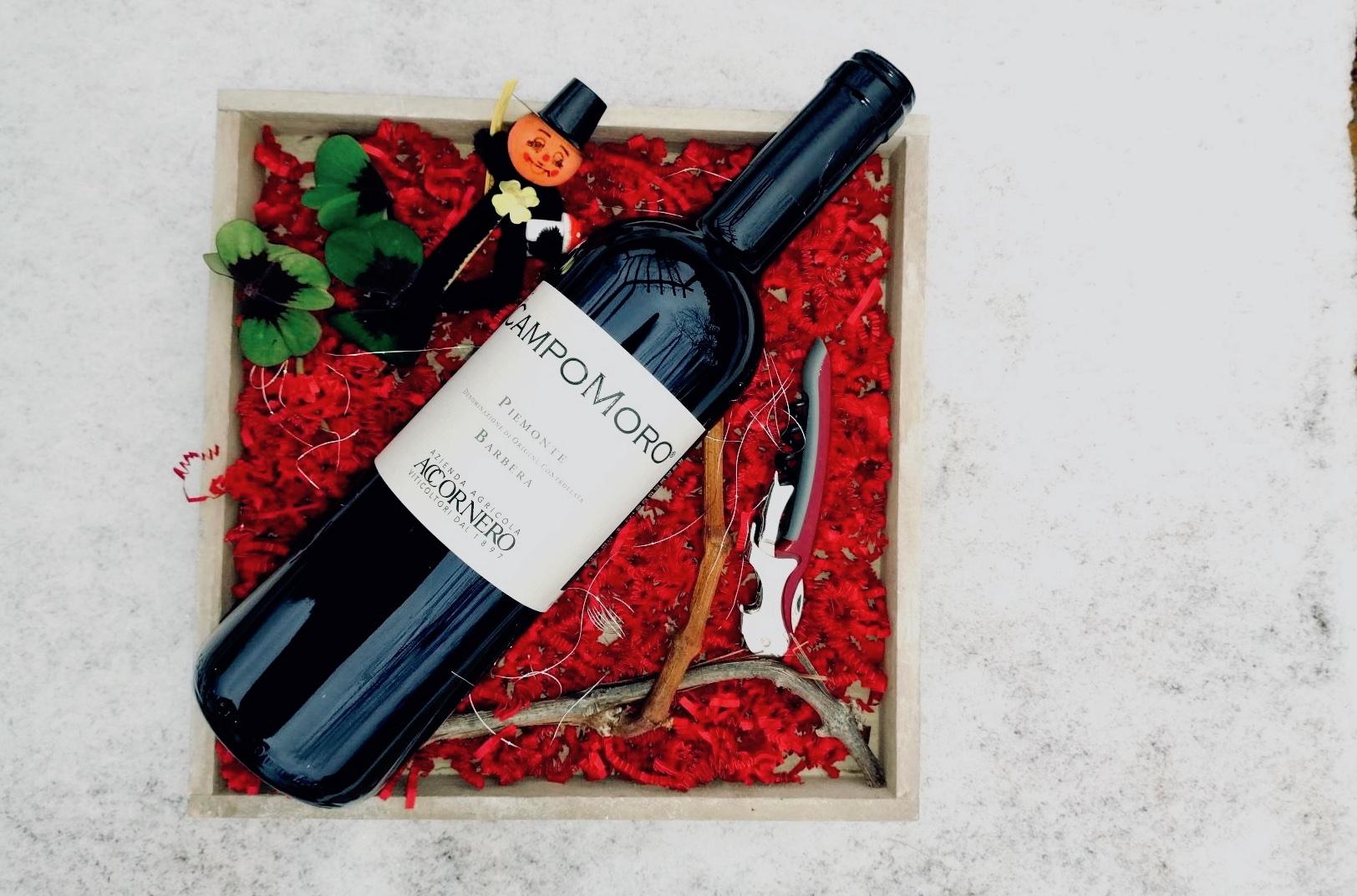 Wein des Monats: Campomoro Barbera  Piemonte