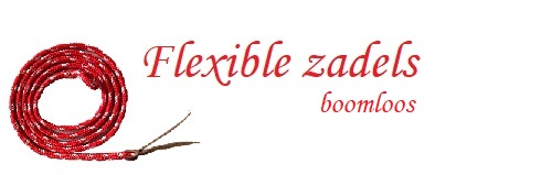 Flexible zadels
