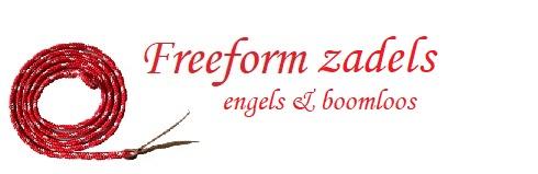 Freeform engelse zadels