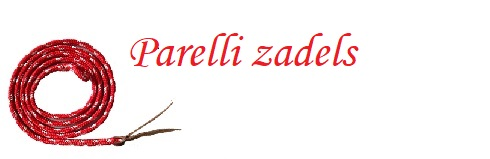 Parelli zadels