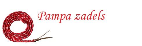 Pampa zadels
