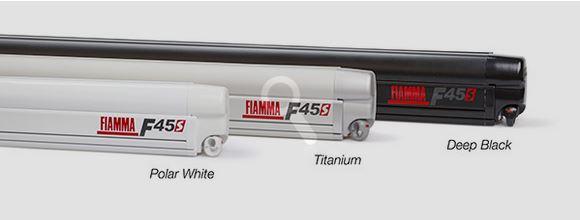 Fiamma Store F45S, in verschiedenen Farben