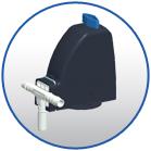 Truma FrostControl: Das stromlose Sicherheits-/Ablassventil entleert den Boiler automatisch bei Frostgefahr. So kann der Ablauf nicht zufrieren und Ihre Wasserversorgung ist auf der sicheren Seite.