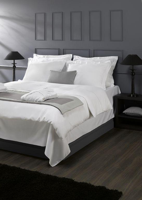 Bettwäsche fürs Hotel