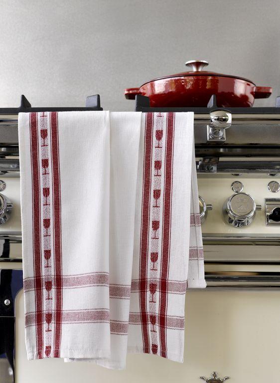 Hotelküchenwäsche