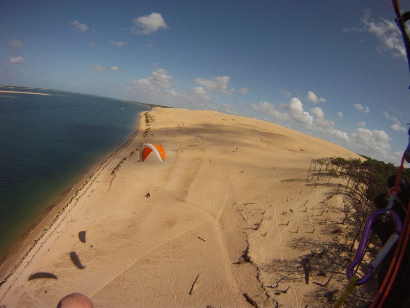 Dunes - du - Pyla, Frankreich