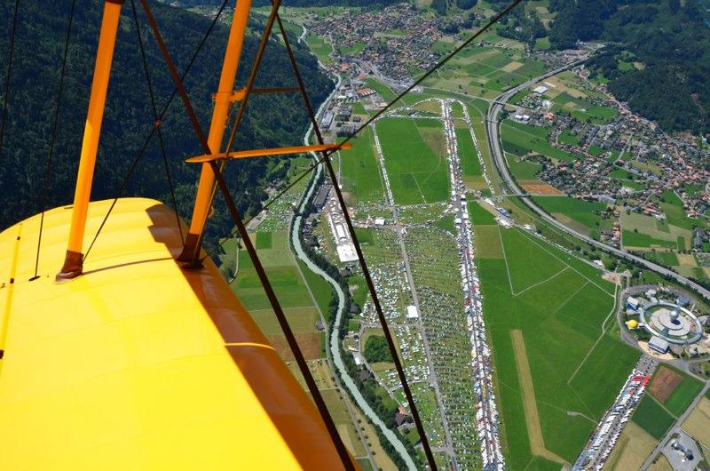 Trucker & Country Festival, Interlaken