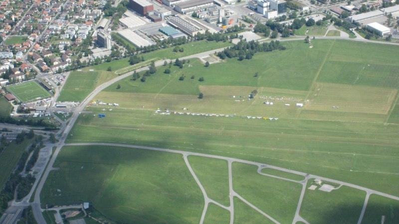 Flugplatz Thun