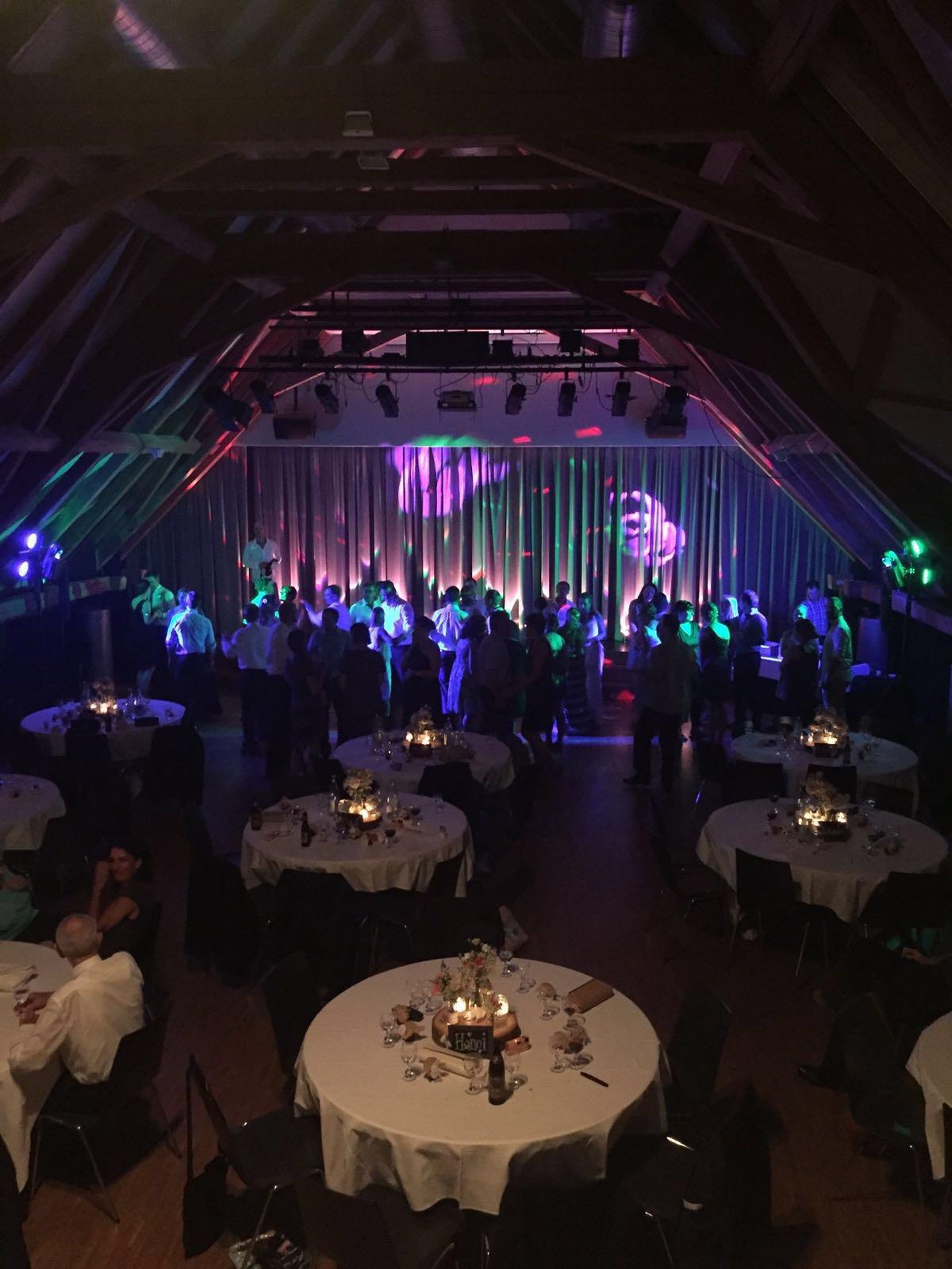 Hochzeit im Reberhaus, Ittigen