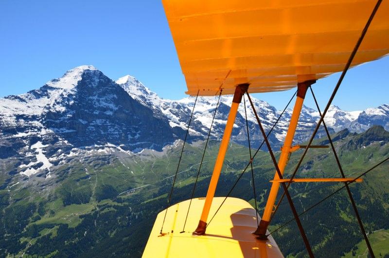 Kleine Scheidegg / Eiger Nordwand / Jungfraujoch