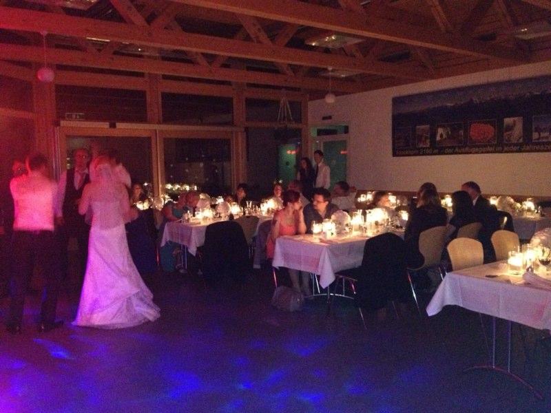 Hochzeit auf dem Stockhorn
