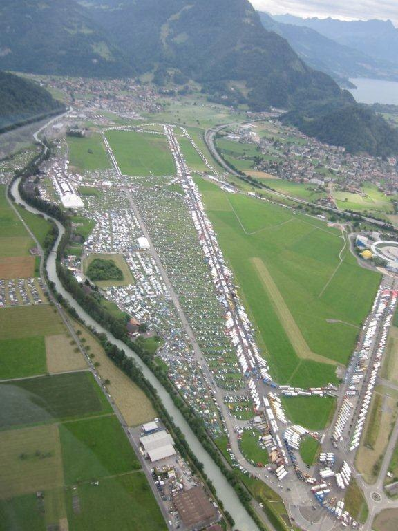 Interlaken, Trucker & Country Festival