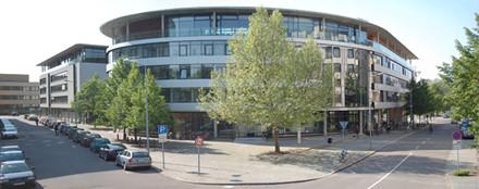 Foto des Max-Planck-Institutes für Kognitions- und Neurowissenschaften in Leipzig, in dem die Autismusstudie stattfinden wird
