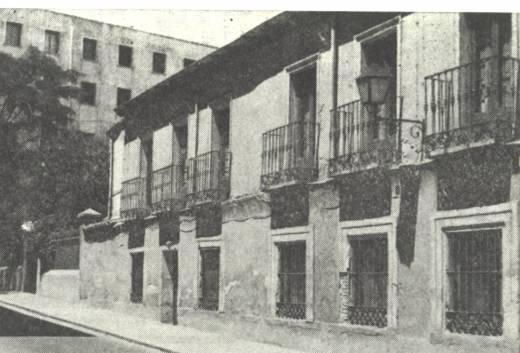 Albergue de la Merced en Madrid