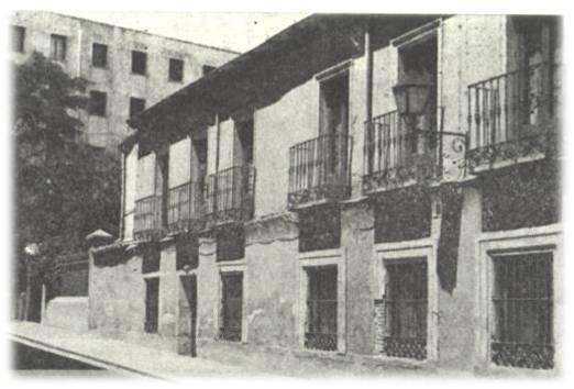 Albergue de la Merced - la primera casa del ISCE fuera de Santander.