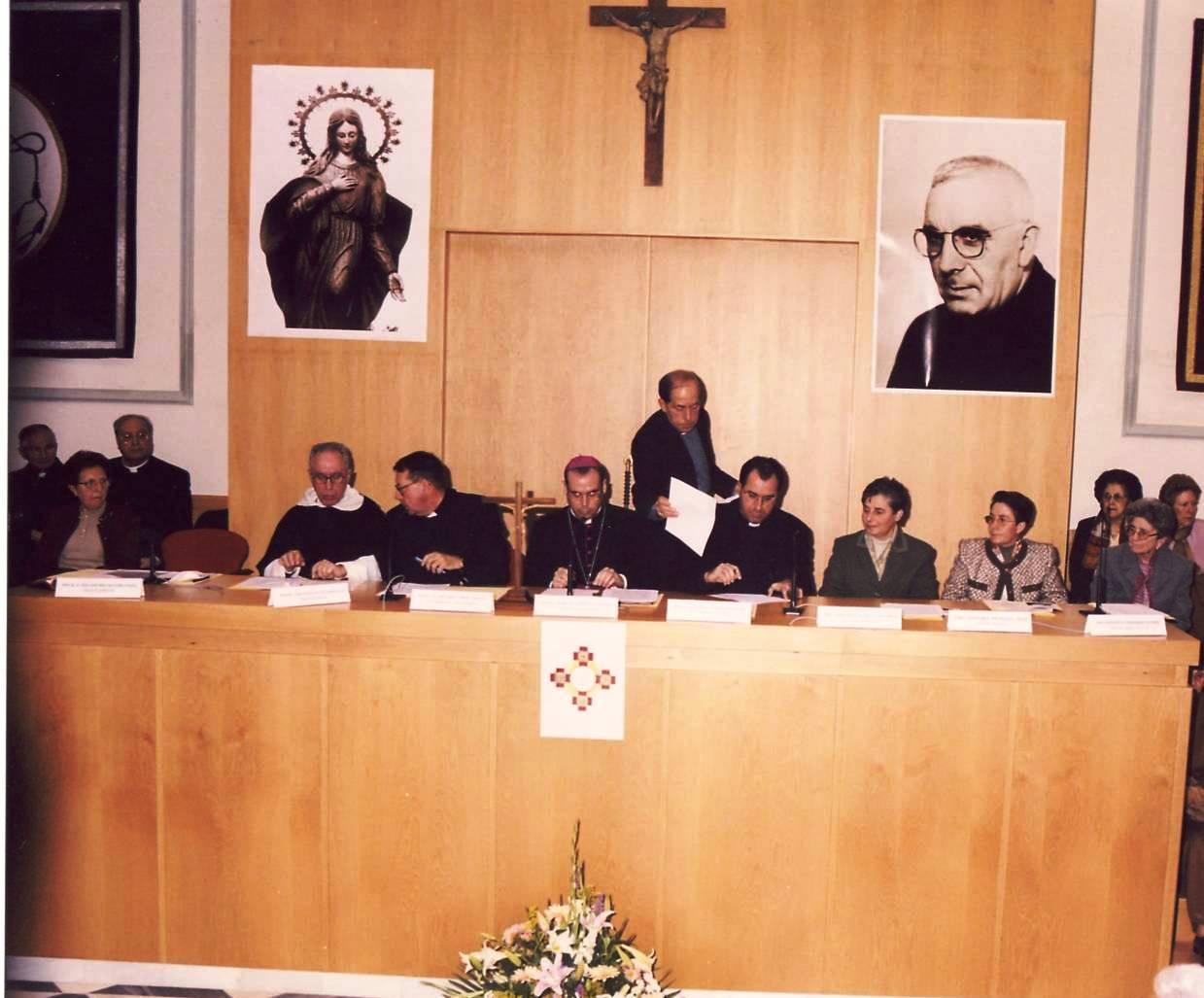 Apertura del Proceso Diocesano, presidido por el Mons. Jesús Catalá Ibañez