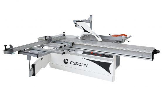 Astra 500 CNC Posit, Steuerung im Maschinenständer