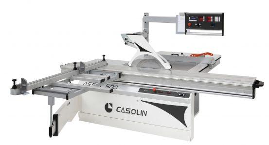 Astra 500 CNC QCP, Steuerung auf Augenhöhe