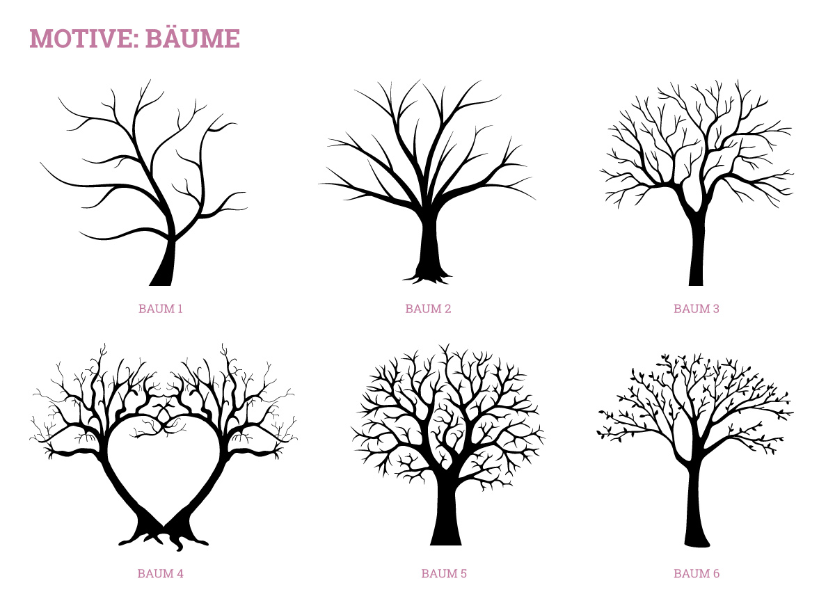 wedding trees skyline wedding tree g stebuch individuell personalisiert. Black Bedroom Furniture Sets. Home Design Ideas