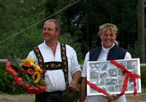 Gerlinde und Hermann