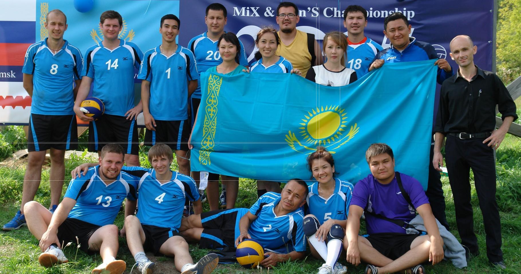 Чемпионат НВЛ 2015. Сборная НВЛ-Астана