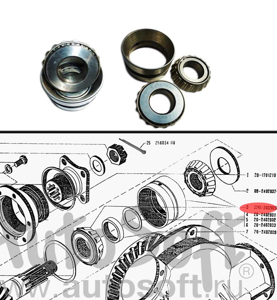 Ersatzteile Uaz 452 Spare Parts Uas 452