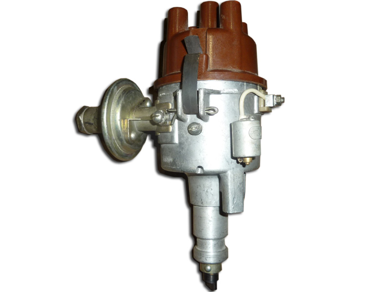 P-119 Zündverteiler GAZ 21 Wolga, UAZ 469, 452. Ignition distributor GAS M21, UAS 469, 452. Распределитель зажигания ГАЗ М21, УАЗ 469.