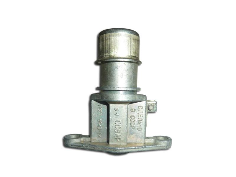 51-3710010-А (П39) Fußschalter Fernlicht GAZ 21 Wolga. Foot dipper switch GAS M21 Volga. Переключатель света ножной ГАЗ М21 Волга.