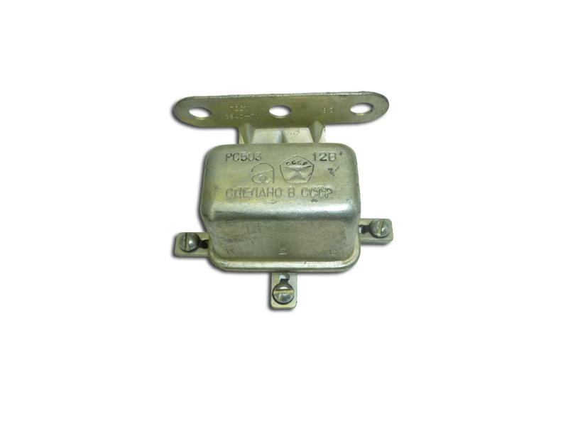 РСЗ-В (12-3721225) Relais für Hupe GAZ21 Wolga. Relay Horn GASM21 Volga. Реле сигналов ГАЗ 21, ГАЗ М21 Волга.