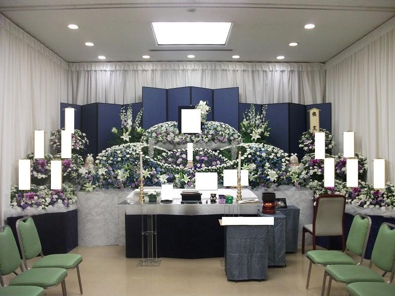 生花祭壇 2間360㎝ +10万円
