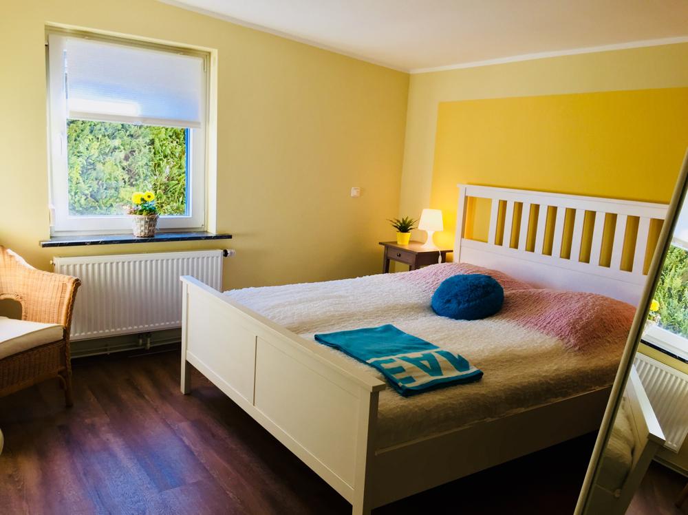 Doppelbett Schlafzimmer für süße Träume