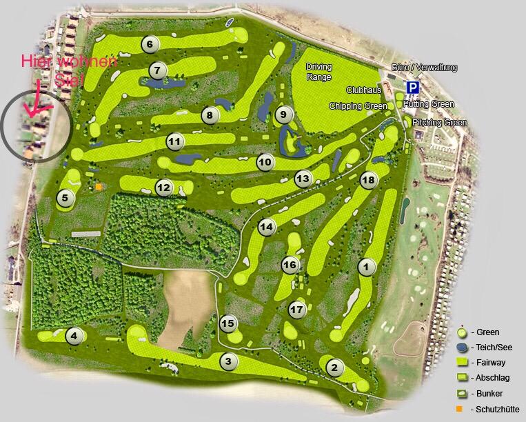 Foto:Golfpark Fehmarn