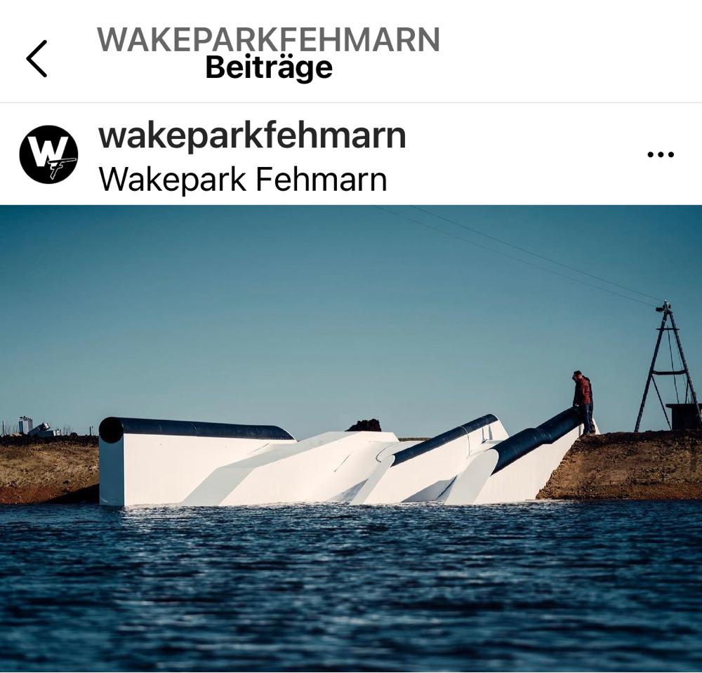 Coming Soon - Foto: Wakepark Fehmarn