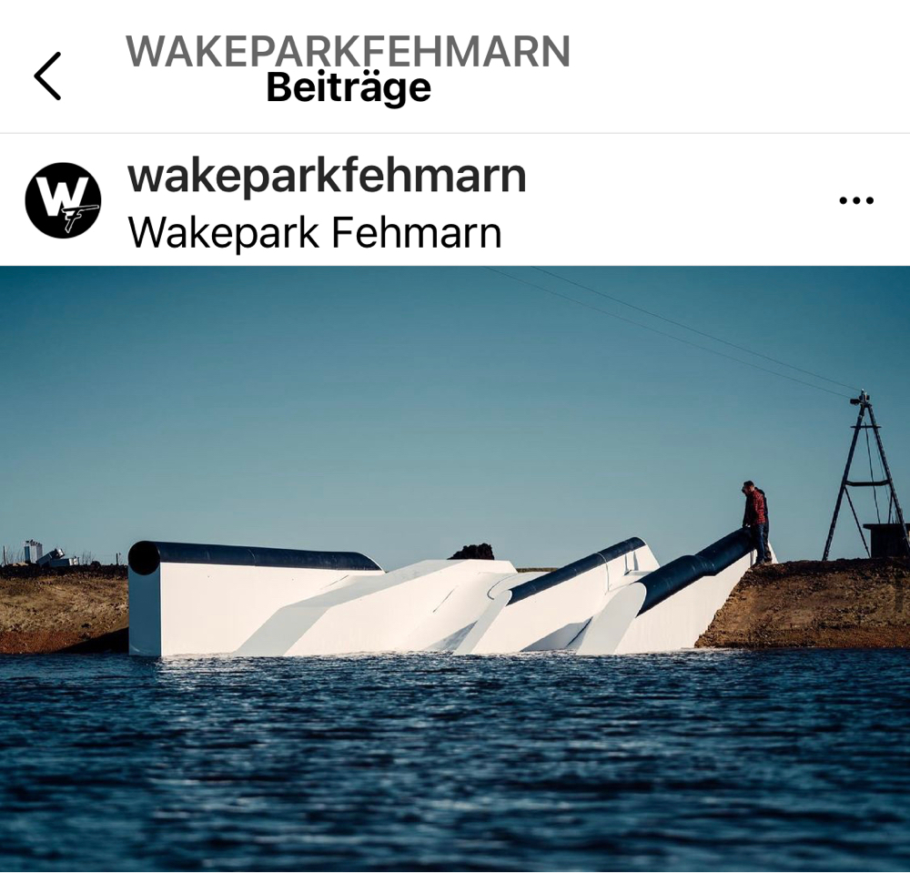Foto: Wakepark Fehmarn