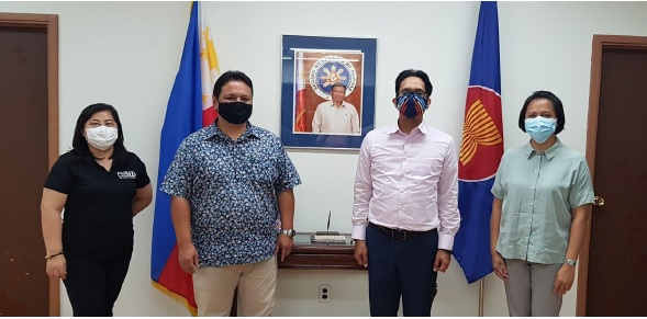 Philippine Consulate General Meets with PhilMD