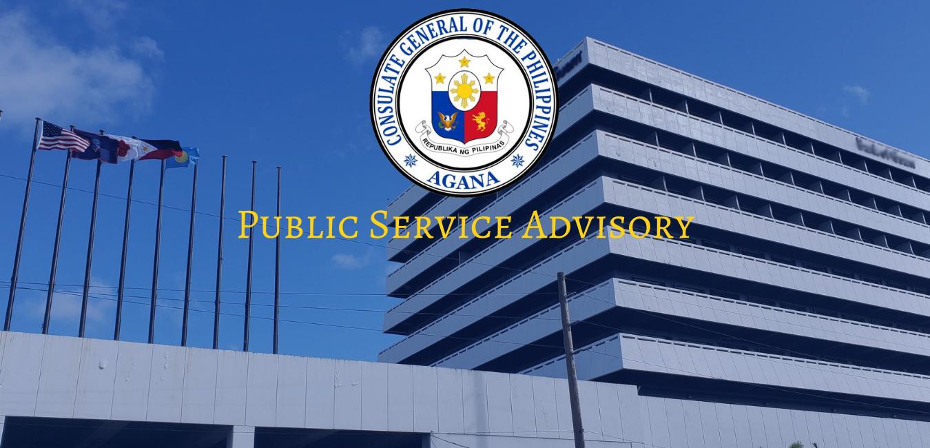 New Public Advisory regarding Visa Issuances
