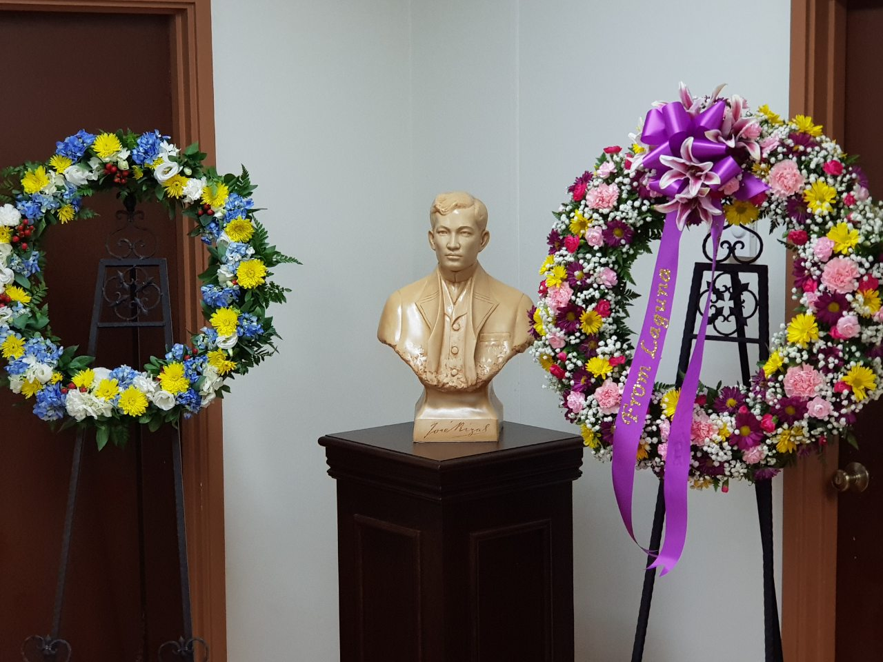 Phl Consulate General In Agana Guam Commemorates 123rd Anniversary Of Rizal Martyrdom Phinagana