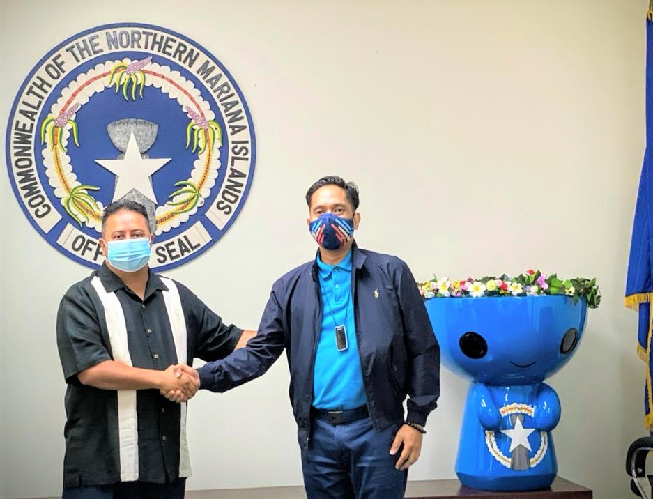 PCG Agana Mounts Longest and Biggest Consular Mission to CNMI