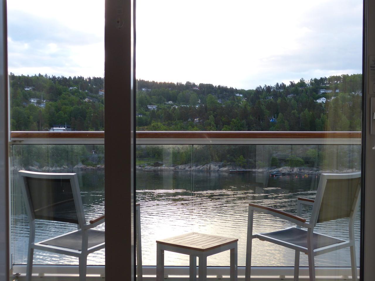 Morgens im Oslofjord