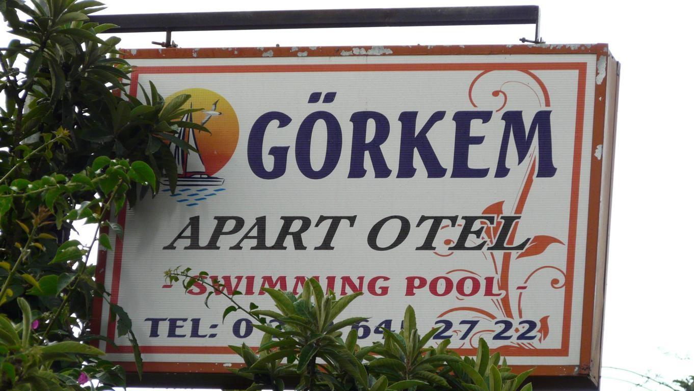Görkem Apart Hotel in Göcek