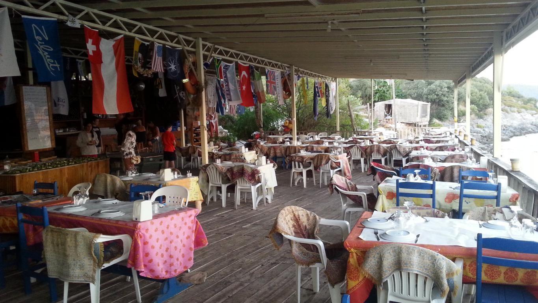 Restaurantterasse