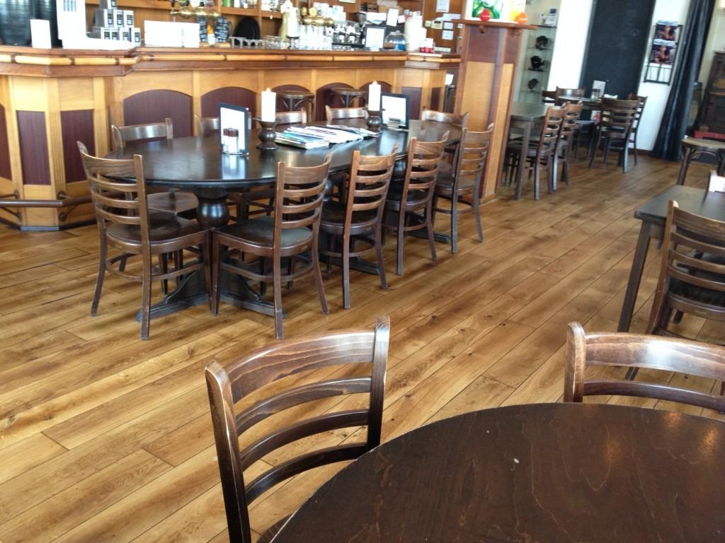 Grand Café, Restaurant 'De Verdraagzaamheid' in Zaltbommel