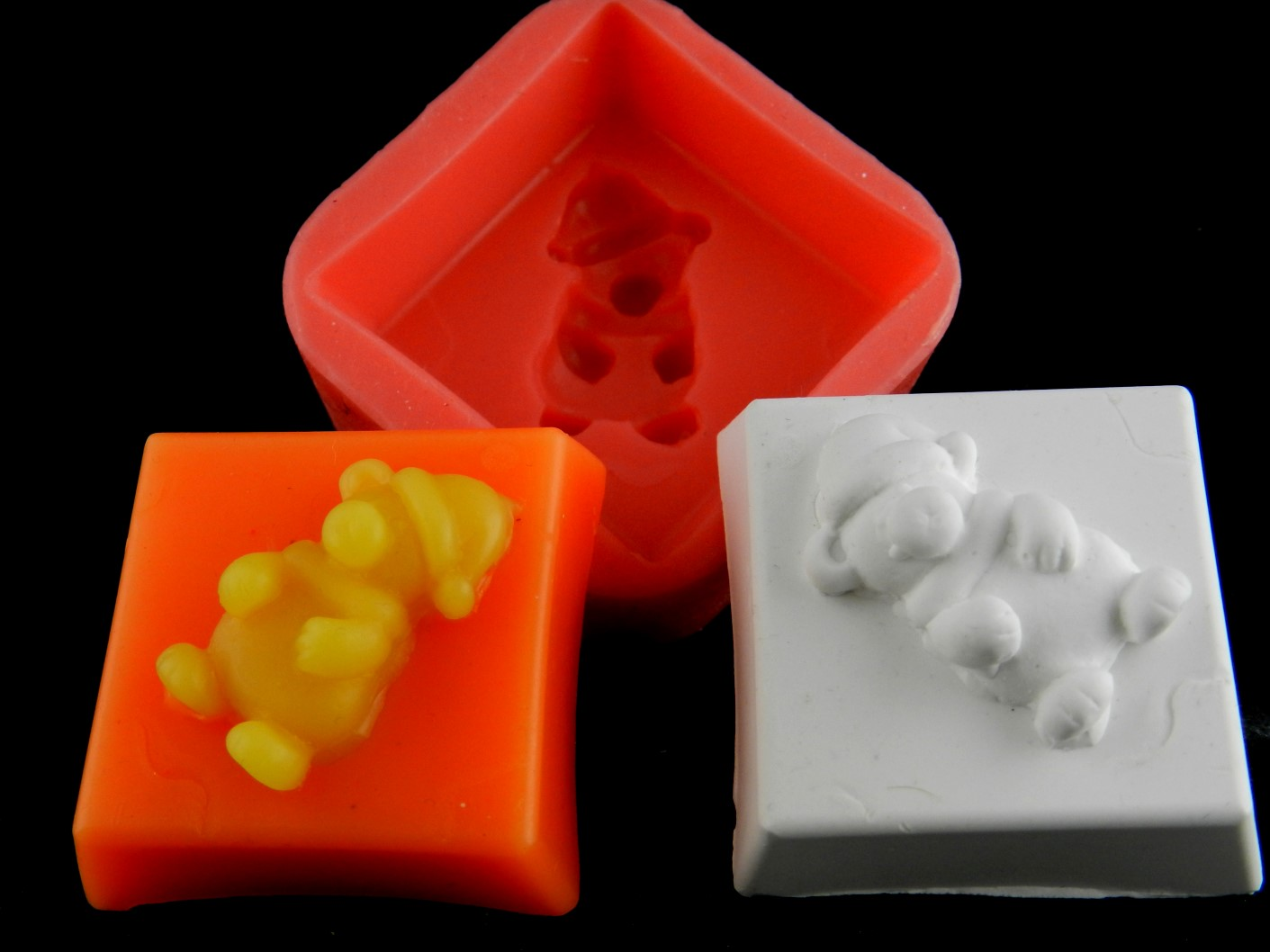 kerzengie formen aus silikon silikon macht das schon. Black Bedroom Furniture Sets. Home Design Ideas
