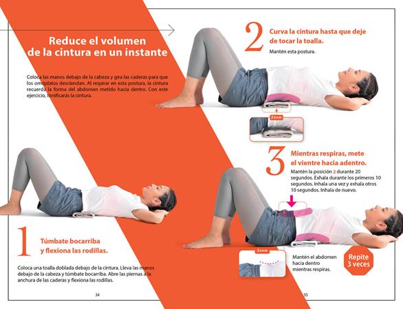 El método SAKUMA, una herramienta más pra luchar sobre la grasa localizada