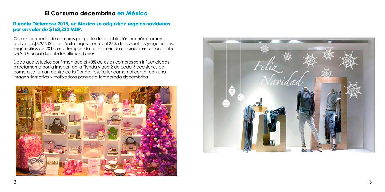 El Consumo Decembrino en México