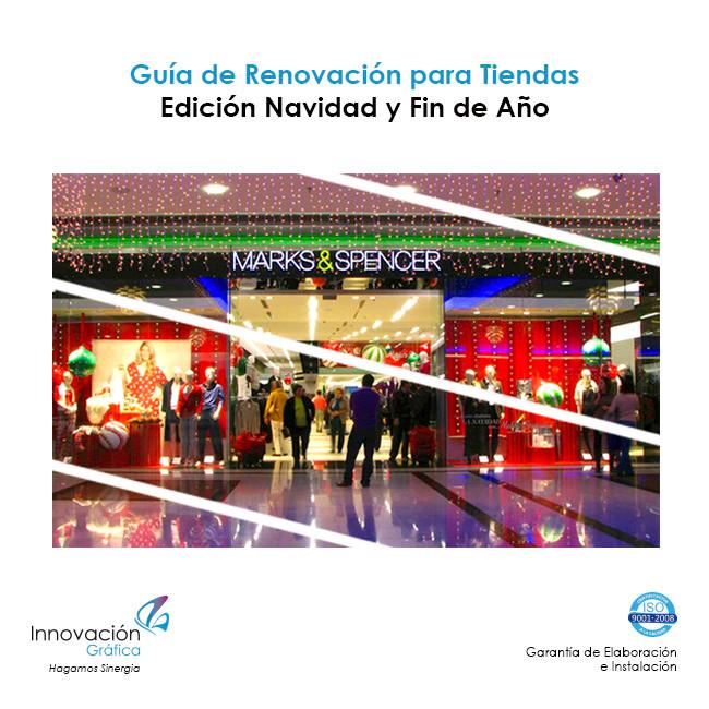 Guía de Renovación para Tiendas - Edición Navidad y Fin de Año