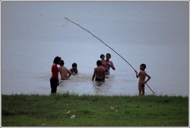 Kra Siao Reservoir - Dan Chang - Suphanburi Province