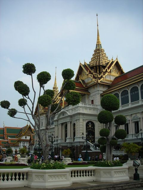 Grand Palace - Bangkok - Dec 2008 -