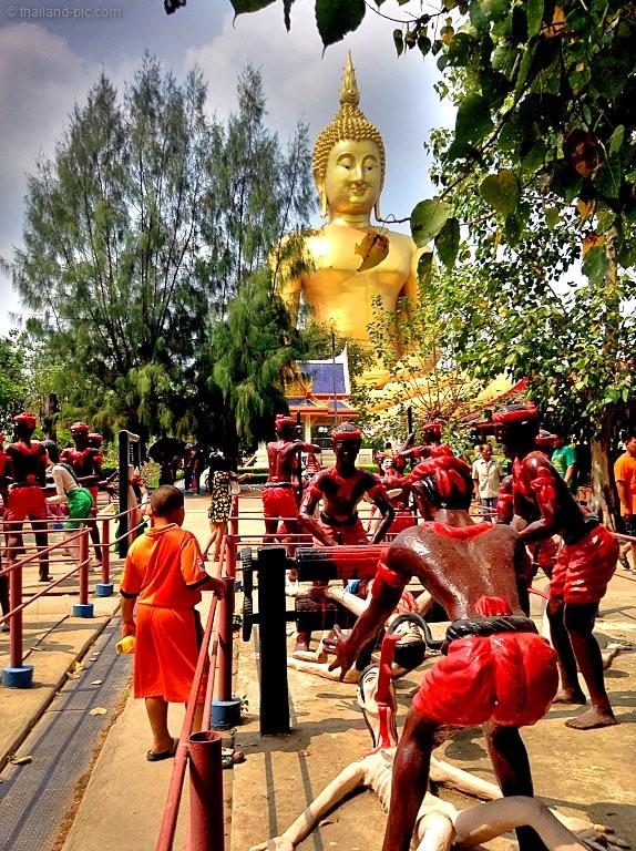 Hell Park - Wat Muang - Ang Thong